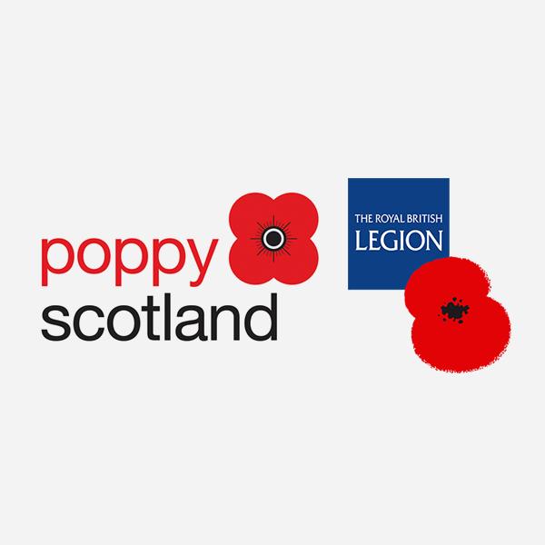 Poppy Scotland Royal British Legion